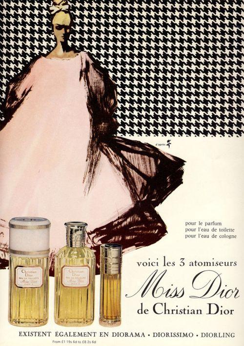 miss dior ad