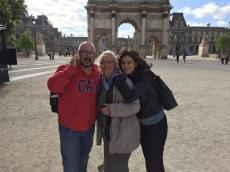 Portia, Anna-Maria and me