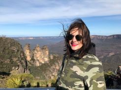 The Three Sisters at the stunning Blue Mountains